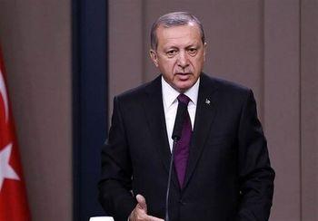 اردوغان: چشم به خاک سوریه نداریم