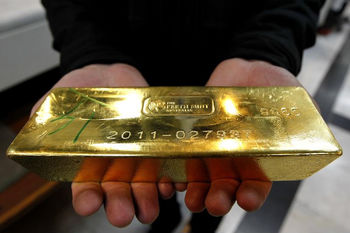 لغزش طلا در اولین هفته ماه می/ هر اونس 1287 دلار