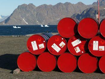 نفت برنت سوار بر سرسره شد