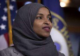 هجمه علیه نماینده مسلمان کنگره آمریکا