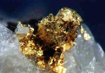 کشف کمربند فلززایی طلا در کاشمر