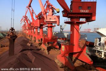 سنگآهن چین در کف قیمت از جولای تاکنون؛ علت چیست؟
