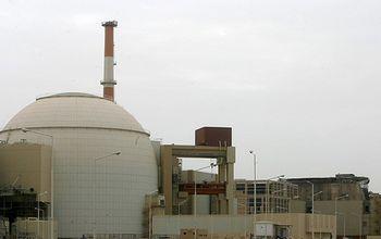 راکتور شماره یک بوشهر به ظرفیت کامل رسیده است