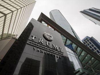 خبر بد دیگر برای رئیسجمهور آمریکا؛ برج بزرگ ترامپ اعلام ورشکستگی کرد
