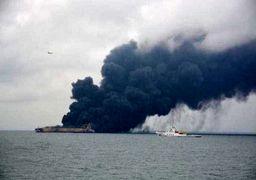 پاسخ به 15 ابهام افکار عمومی در مورد غرق شدن نفتکش سانچی