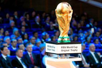 تاریخ سازی زنان عربستانی برای افتتاحیه جام جهانی فوتبال +عکس