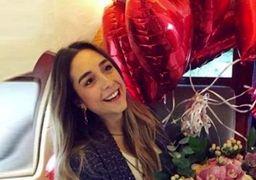 دختر میلیونر قربانی سقوط هواپیمای ترکیه ای در کنار پدرش + عکس