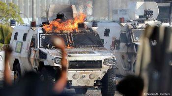یک کشته و دستکم ۴۶ مجروح حاصل درگیریهای ونزوئلا