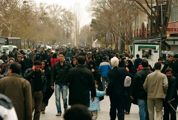 ایران از مرز 78 میلیون نفر گذشت