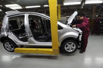 اظهار تمایل یک خودروساز چینی برای حضور در ایران