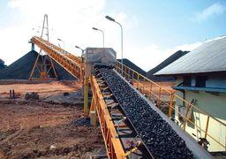 سقوط قیمت سنگ آهن