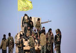 خروج شبهنظامیان کرد سوریه از شهر «رأس العین»