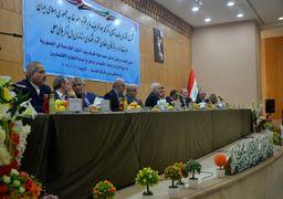 آغاز نشست اقتصادی بازرگانان و فعالان تجاری ایران و عراق باحضور ظریف در کربلا