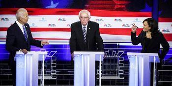 فیلم | نامزد انتخاباتی آمریکا از شعار «حسن روحانی» استفاده کرد!