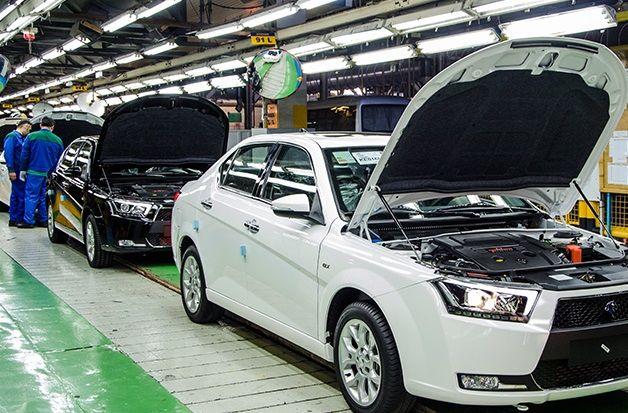 ایران خودرو: 7 محصول جدید درسال جهش تولید روانه بازار می شود (+عکس)