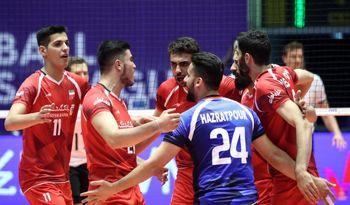 خیز والیبال ایران برای تاریخسازی در شیکاگو