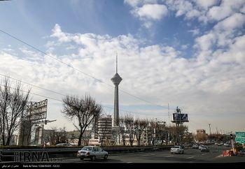 انتشار تصویر زیبای تهران از ایستگاه بینالمللی فضایی