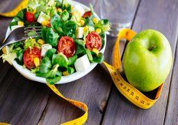 یک ماهه لاغر شوید + برنامه رژیم غذایی