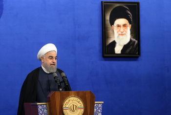روحانی: تلاطم بازار دلیل اقتصادی ندارد/ راهی جز رجوع به صندوق آراء نداریم