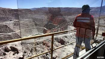 حمایت یک بانک روسی از طرحهای معدنی ایران
