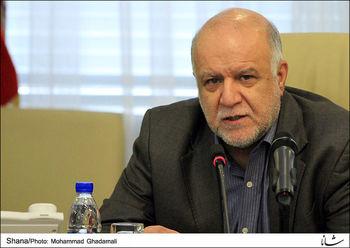 زنگنه: سبقت ایران از قطر در پارس جنوبی
