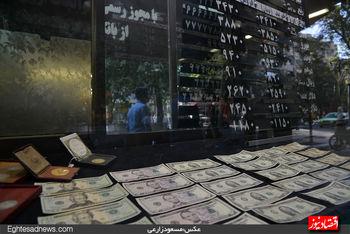 آلرژی دلار به 3500 /بازگشت به مدار نزولی با تصویب برجام