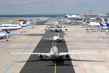 کاهش ترافیک هوایی در فرودگاه دوبی