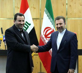 عزم ایران و عراق برای گسترش روابط حوزه ارتباطات