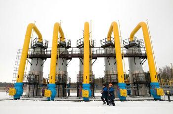 درخواست تمدید تخفیف گازی روسیه به اوکراین