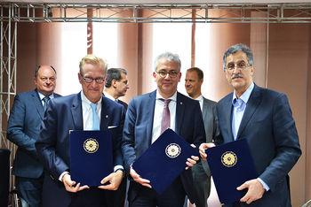 امضای تفاهمنامه اتاقیها با آلمانیها/ وزیر اقتصاد آلمان ماه آینده به تهران میآید