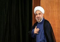 تشویق «ایسلندی» روحانی در نخستین میتینگ انتخاباتی