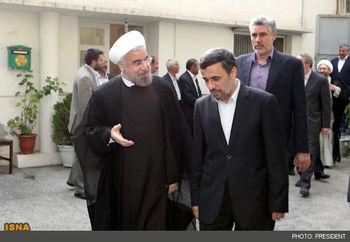 مناظره خواهی احمدی نژادی ها