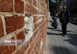 گزارش تصویری مراسم رونمایی از دیوار نگارههای لانه جاسوسی سابق آمریکا