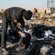 سرانجام زمان بررسی اطلاعات جعبه سیاه هواپیمای اوکراینی مشخص شد