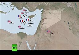 افزایش تحرکات آمریکا در سوریه