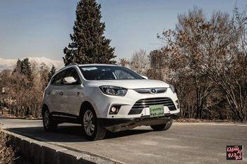 خودرو شاسی بلند زامیاد در راه بازار ایران + تصاویر