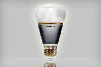 سامسونگ اولین لامپ هوشمند خود را روانه  بازار کرد