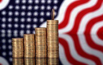کسری بودجه دولت آمریکا در یک ماه ۱۰۰ درصد افزایش یافت
