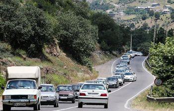 وضعیت راه های شمال کشور درآخر هفته اعلام شد