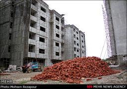 تاثیر تورم مصالح ساختمانی بر بازار مسکن