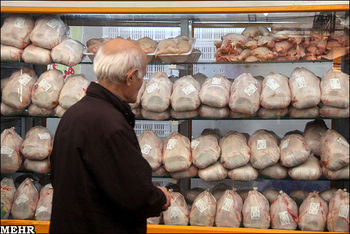 آخرین قیمت گوشت مرغ