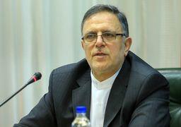سیف به دنبال توسعه روابط بانکی با دو کشور همسایه