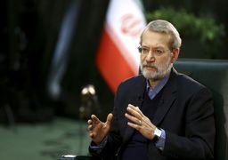 لاریجانی: درهای ایران به روی عربستان باز است / به یمن توصیه می کنیم که آتش بس را بپذیرد