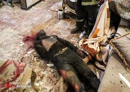 تصاویر انفجار مرگبار ترقه در خیابان کلاهدوز +18