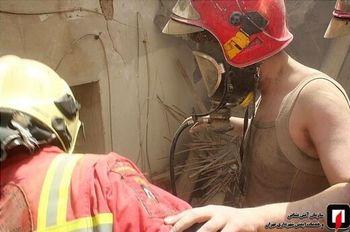 آتشسوزی دربازار سید ولی +جزئیات حادثه