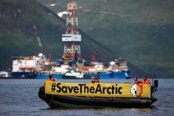 توقف فعالیتهای اکتشاف نفتوگاز شرکت شل در آلاسکا