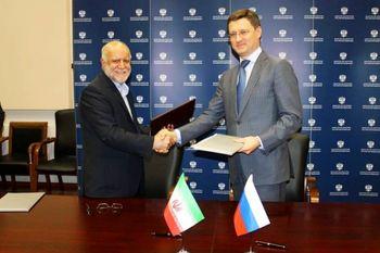 سفر وزیر انرژی روسیه به ایران