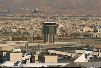 حداقل و حداکثر نرخ بلیت هواپیما از تهران به 38 شهر