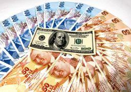 با تهدید آمریکا لیر ترکیه بیش از 6 درصد سقوط کرد