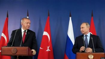 هشدار ترکیه به روسیه